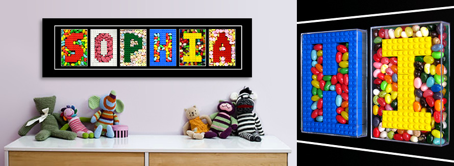lego wall art. Black Bedroom Furniture Sets. Home Design Ideas